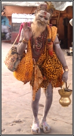 Indian Pilgrim to Kumbha Mela